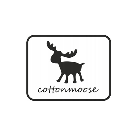 Picture of CottonMoose® Muff Shine Gold Black