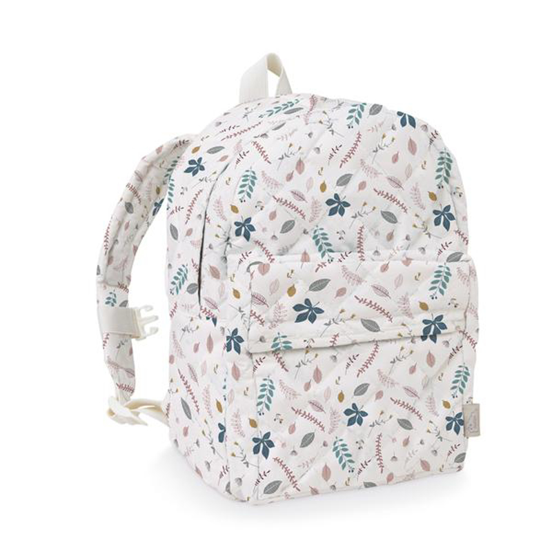 Picture of CamCam® Backpack - Pressed Leaves Rose