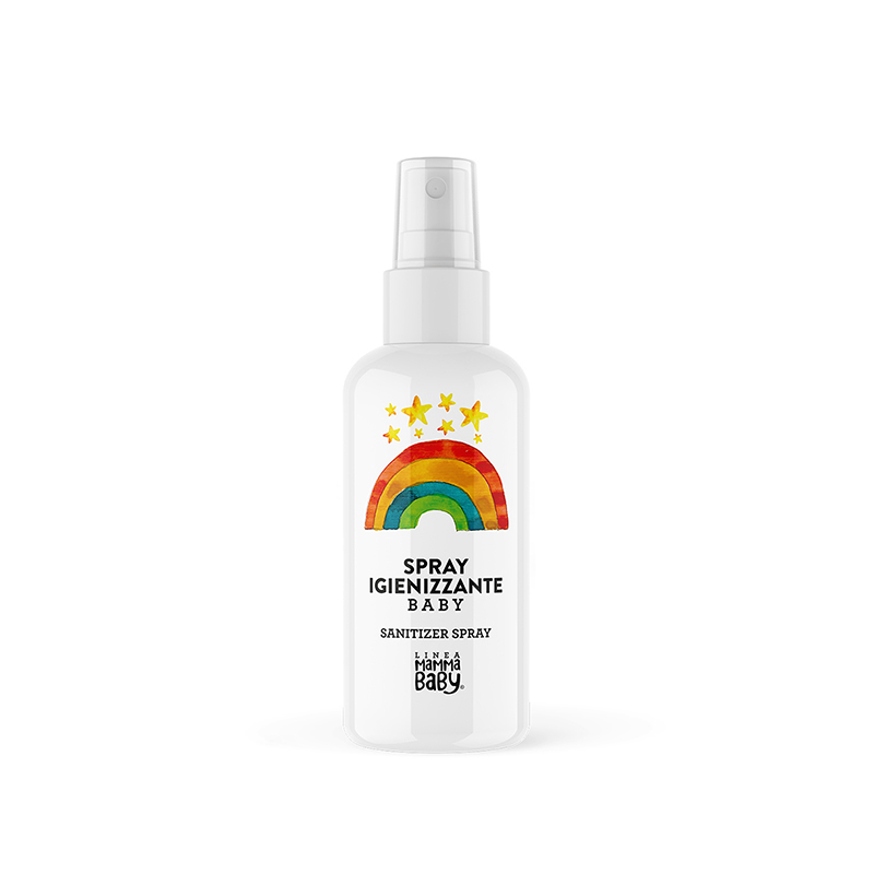 Picture of Linea MammaBaby® Baby Sanitizer Spray Mariolino 100ml