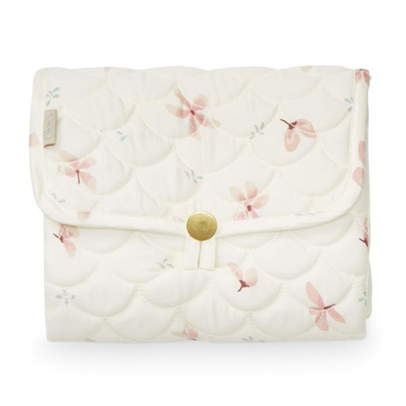 Picture of CamCam® Quilted Changing Mat Windflower Creme