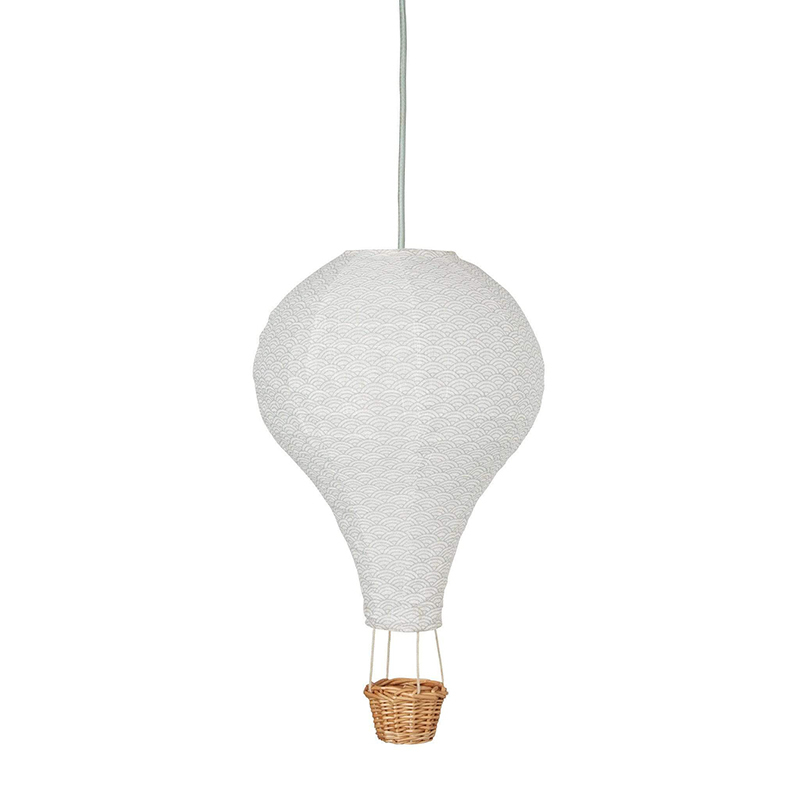 Picture of CamCam® Hot Air Balloon Lamp Grey Wave