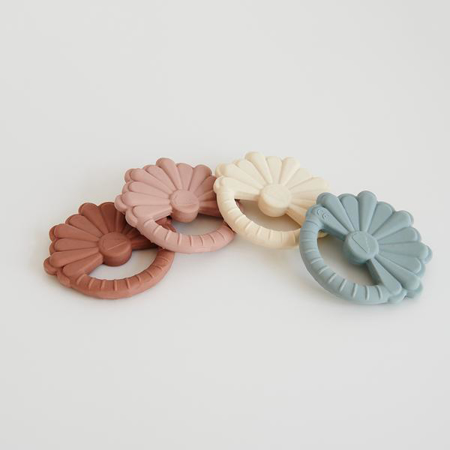 Picture of CamCam® Flower Teether Natural