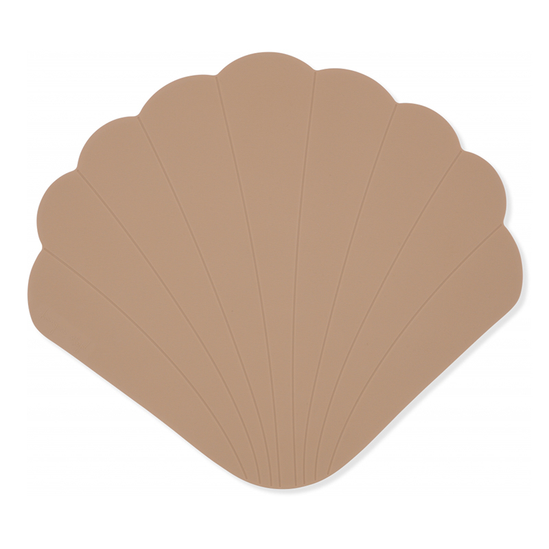 Picture of Konges Sløjd® Silicone Bath Math Clam Blush