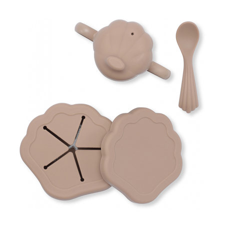 Picture of Konges Sløjd® Silicone Clam Set Blush