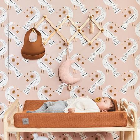 Picture of Jollein® Baby bib silicone Caramel