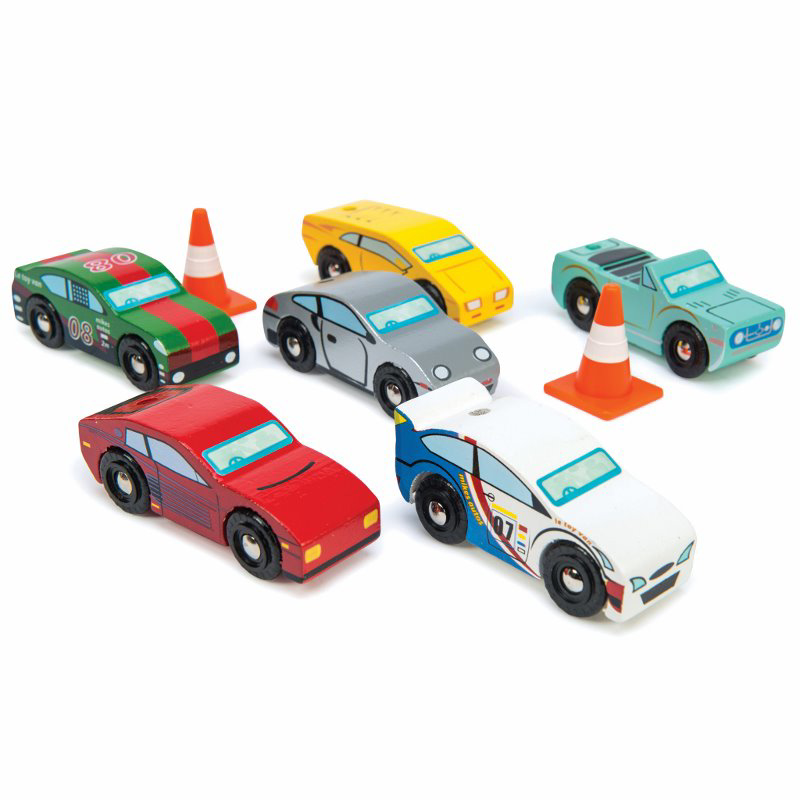 Picture of Le Toy Van® Montecarlo Sports Cars