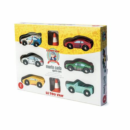 Le Toy Van® Montecarlo Sports Cars