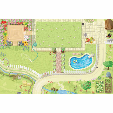 Picture of Le Toy Van® Doll House Playmat