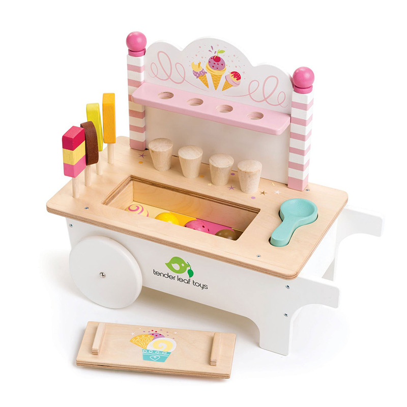 Picture of Tender Leaf Toys® Ice Cream Cart