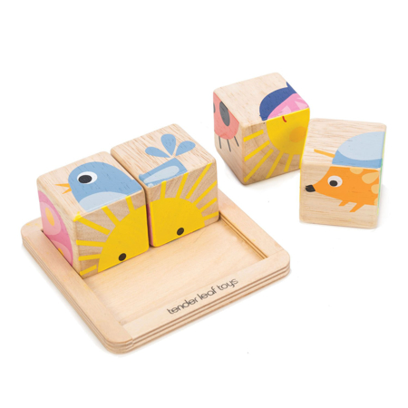 Picture of Tender Leaf Toys® Baby Blocks