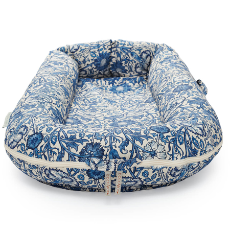 Picture of DockAtot® Deluxe+ Dock By Morris & Co. Willow Boughs (0-8m)