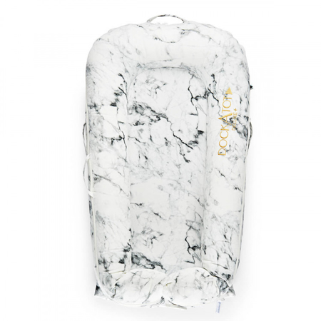 Picture of DockAtot® Deluxe+ Dock Carrara Marble (0-8m)