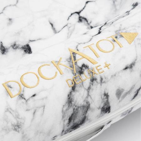 DockAtot® Deluxe+ Dock Carrara Marble (0-8m)