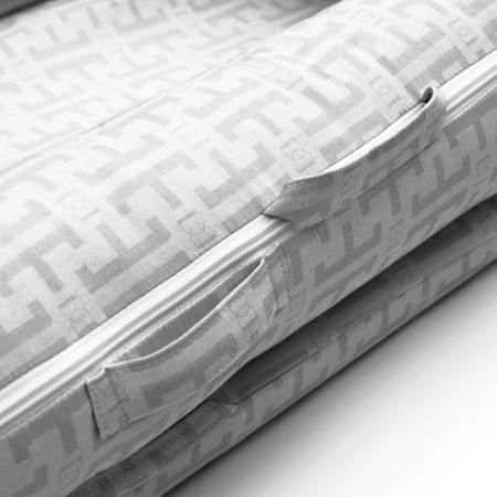 Picture of DockAtot® Deluxe+ Dock Signature Grey (0-8m)
