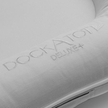 DockAtot® Deluxe+ Dock Cloud Grey (0-8m)