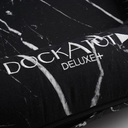 DockAtot® Deluxe+ Dock Black Marble (0-8m)