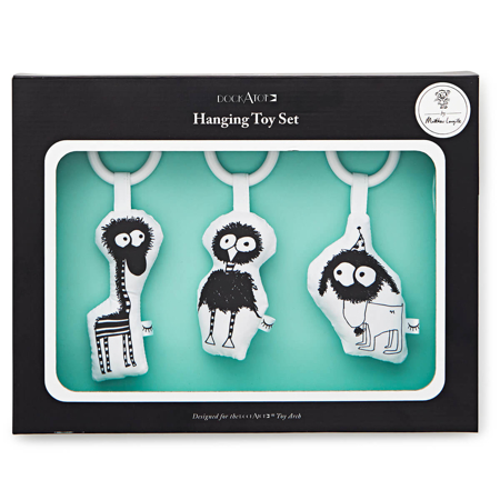 Picture of DockAtot® Toy Set - Fuzzy Pals