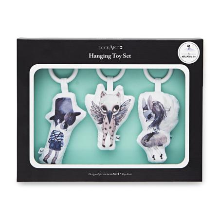 DockAtot® Toy Set - Mrs. Mighetto Cloud Friends