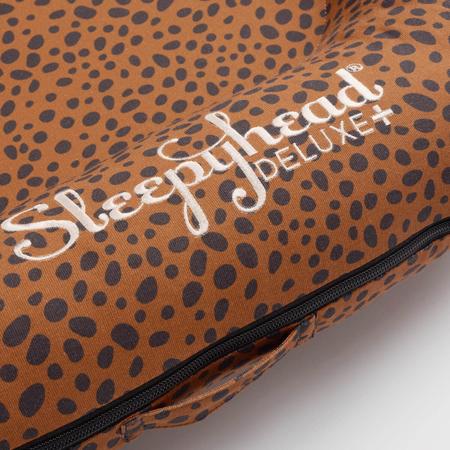 Sleepyhead® Deluxe+ Pod Deluxe Bronzed Cheetah (0-8m)