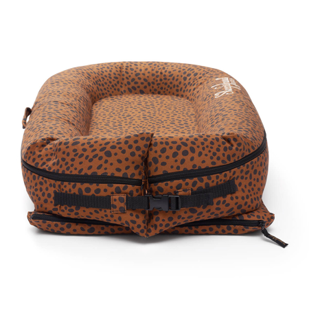 Picture of Sleepyhead® Deluxe+ Pod Deluxe Bronzed Cheetah (0-8m)