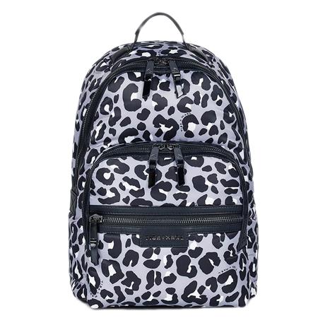 Picture of Tiba+Marl® Elwood Backpack Nylon Mono Leopard