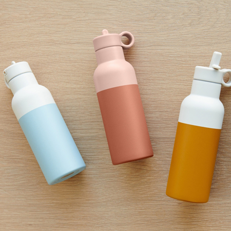 Picture of Liewood® Neo Water Bottle - Sea Blue/Sandy Mix