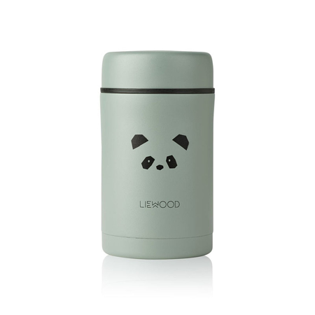 Picture of Liewood® Bernard Food Jar Panda Peppermint 500 ml