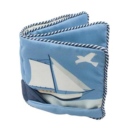 Picture of Sebra® Soft activity book Seven Seas