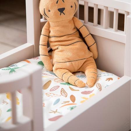 Sebra® Doll''s bed linen Wildlife