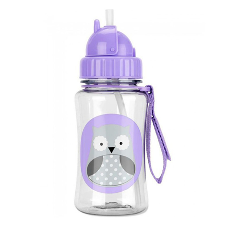 Picture of Skip Hop® Straw Bottle Owl