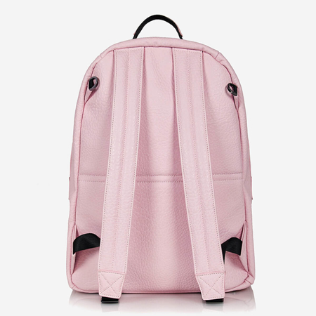 Picture of Tiba+Marl® Previjalni nahrbtnik Elwood Faux Pale Pink