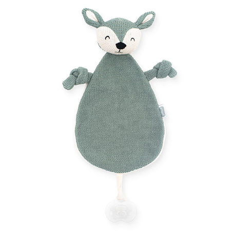 Jollein® Cuddle cloth Deer Ash Green