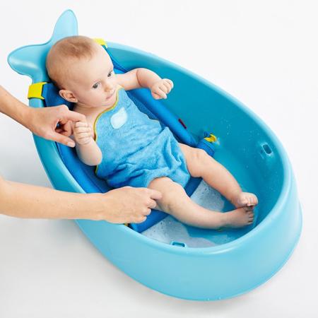 Skip Hop® Moby Smart Sling 3-Stage Tub Blue