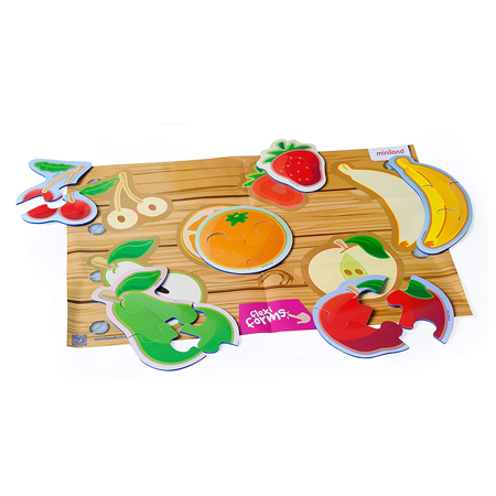 Miniland® Game Flexiform 6 Fruit