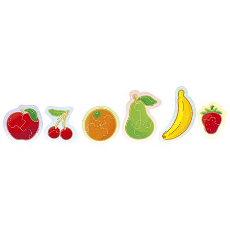 Picture of Miniland® Game Flexiform 6 Fruit