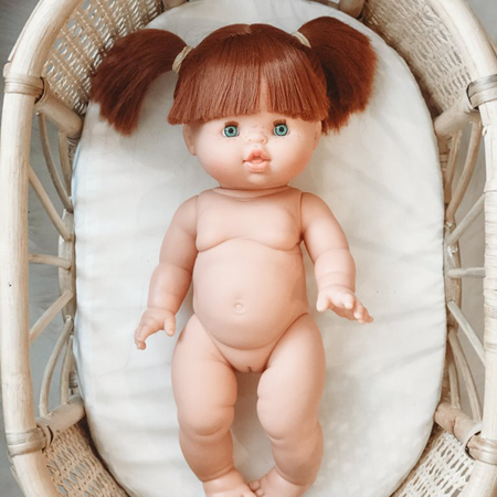 Picture of Minikane® Doll with sleeping eyes Gabrielle 34cm