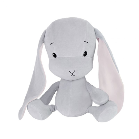 Effiki® Effiki Bunny S - Grey With Pink Ears