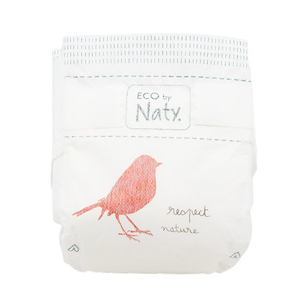 Picture of Eco by Naty® Baby Diapers Size 1 (2-5 kg) 25 pcs.