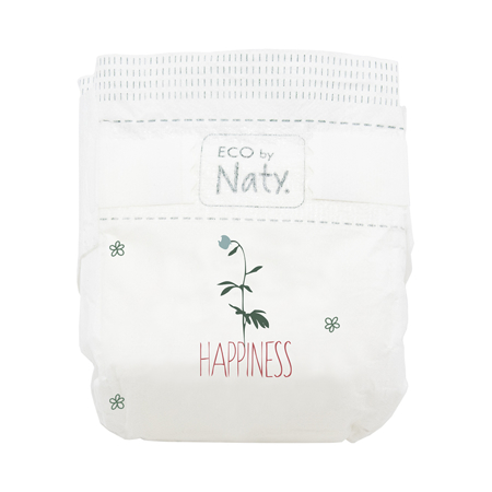 Picture of Eco by Naty® Baby Diapers Size 3 (4-9 kg) 30 pcs.