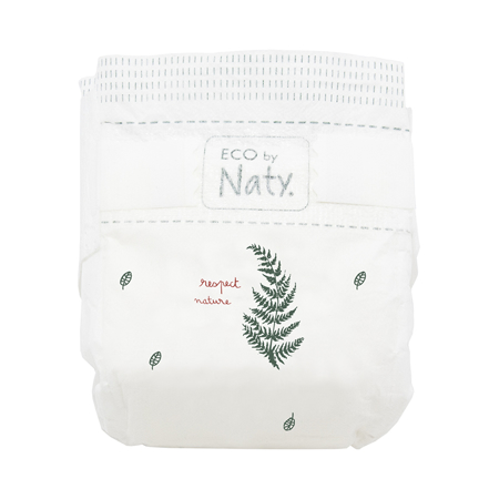 Picture of Eco by Naty® Baby Diapers Size 4 (7-18 kg) 26 pcs.
