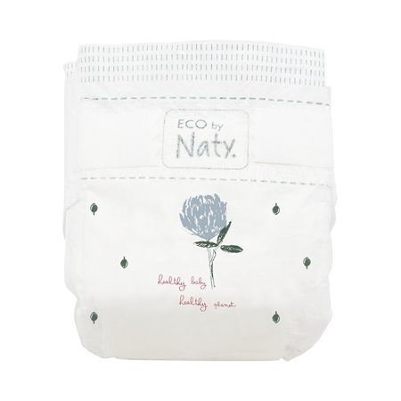 Picture of Eco by Naty® Baby Diapers Size 6 (16+ kg) 17 pcs.
