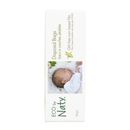 Picture of Eco by Naty® Disposal Bags 50 pcs.