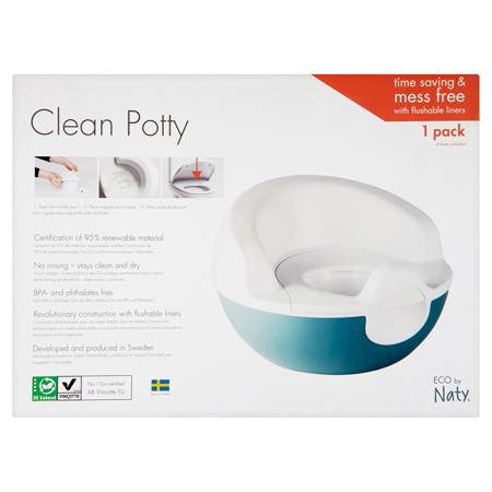 Eco by Naty® Plant based Potty