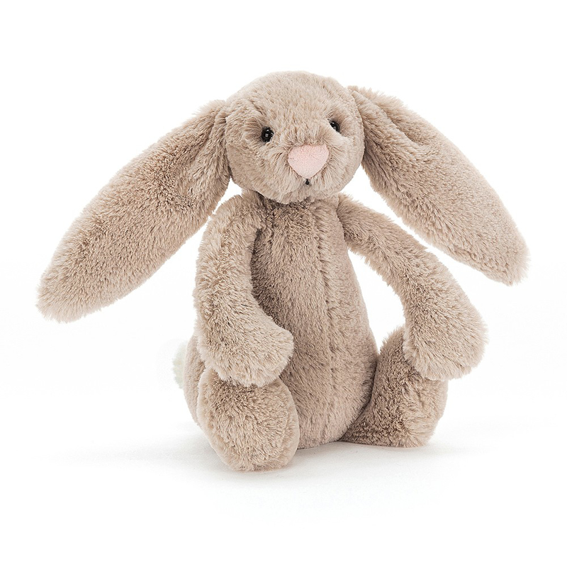 Picture of Jellycat® Soft Toy Bashful Beige Bunny Small 18cm