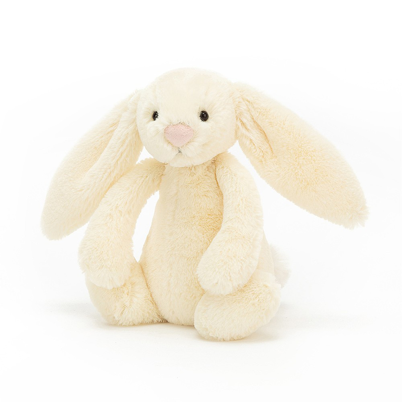 Picture of Jellycat® Soft Toy Bashful Buttermilk Bunny Small 18cm