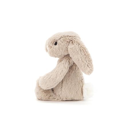 Jellycat® Soft Toy Bashful Beige Bunny Baby 13cm