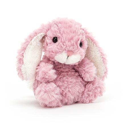 Jellycat® Yummy Tulip Pink Bunny 13cm