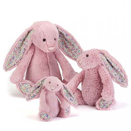 Jellycat® Soft Toy Blossom Bea Beige Bunny Medium 31cm