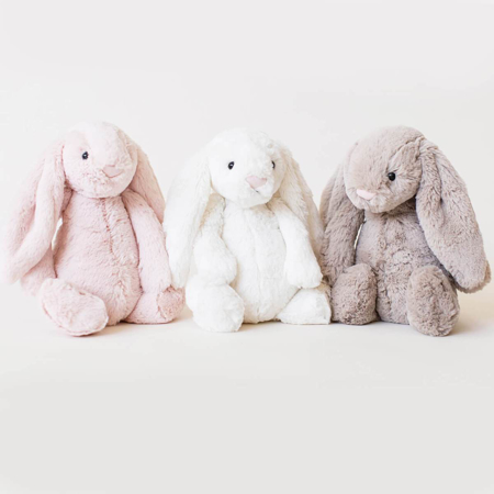 Jellycat® Soft Toy Blossom Bea Beige Bunny Small 18cm