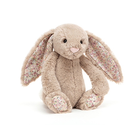Picture of Jellycat® Soft Toy Blossom Bea Beige Bunny Small 18cm
